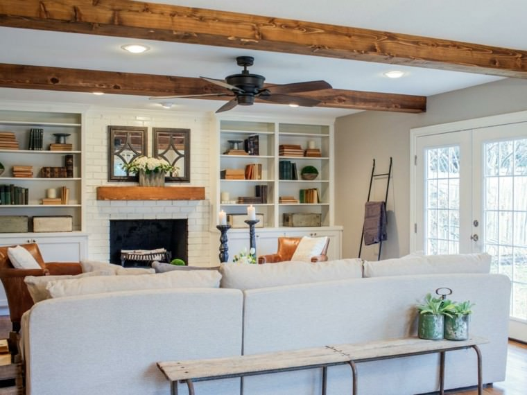 A Few More Wood Beam Ceiling Ideas For You To Look At