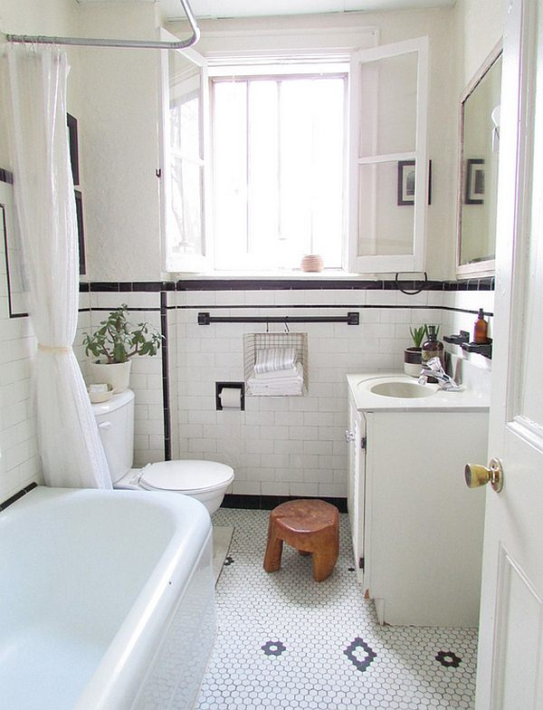 17 Insanely Clever Small Bathroom Hacks to make it Larger ...