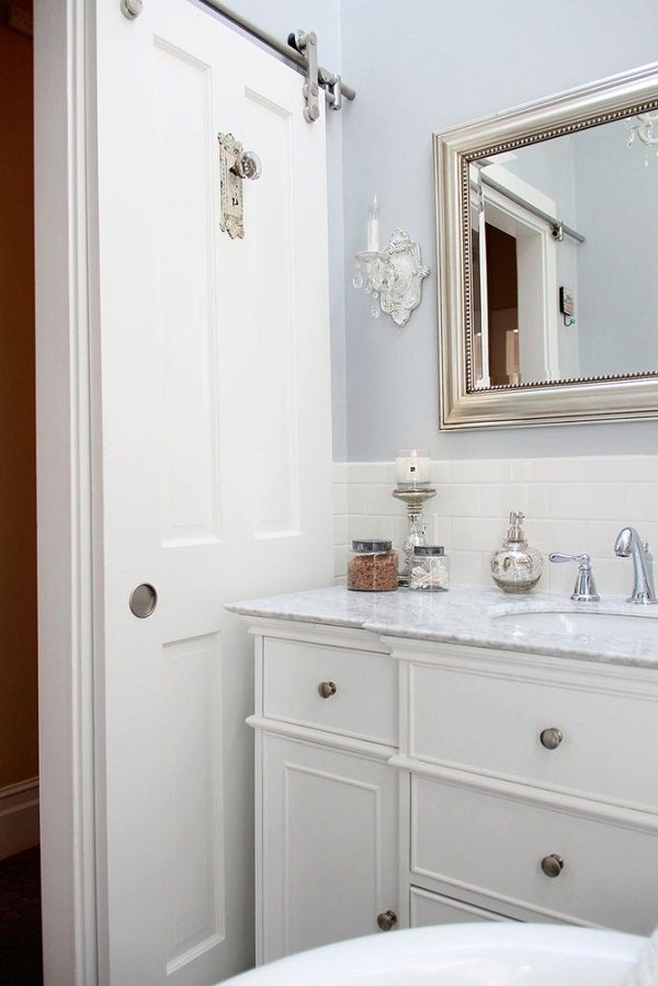 Doors For Small Bathrooms Fabulous Image Of Sliding