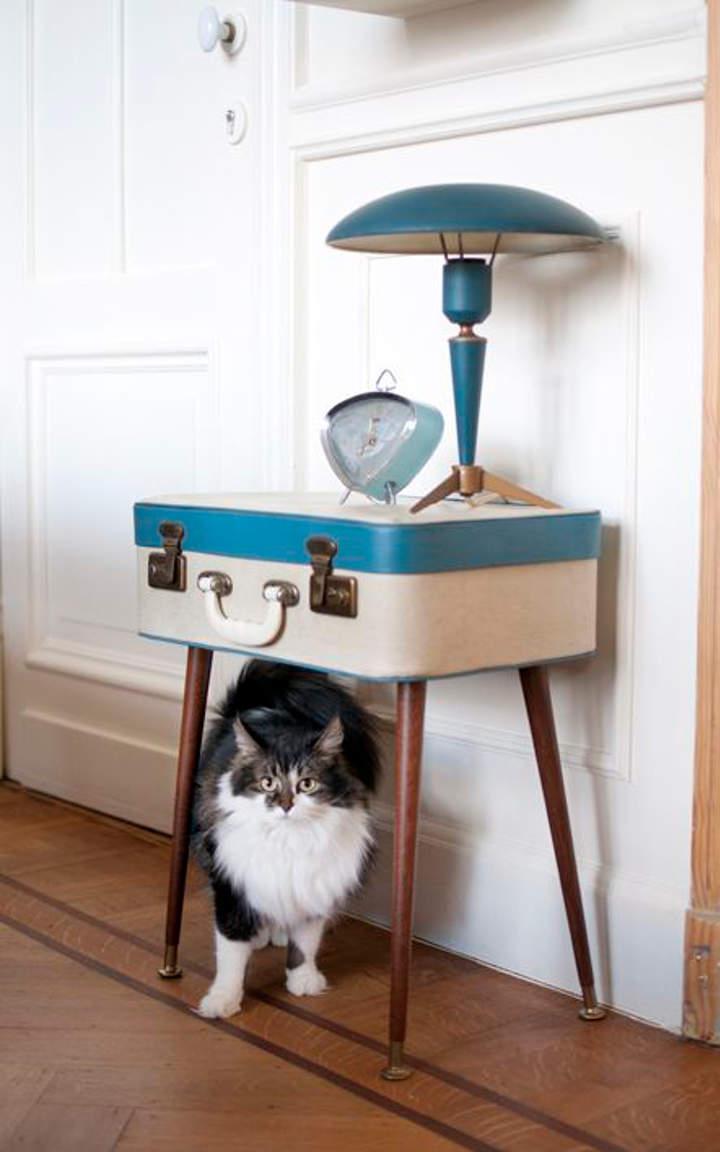 Diy suitcase table - Diy Suitcase Table