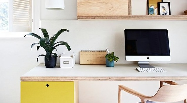 Organizing home office to improve productivity 11 office organization tips veryhom - Colors home office can enhance productivity ...
