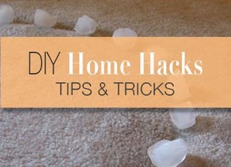 With these amazing DIY home hacks, you'll be able to decorate and organize your home more easily and without spending money on a lot of products. Check out!