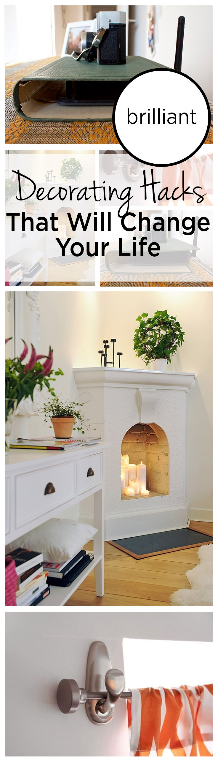 Check out these decorating hacks to decorate your home, these hacks will not only make your home look gorgeous but also save your money.
