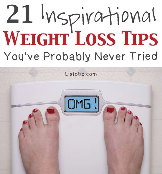 MUST-READ-If-you want to lose weight. 21 Inspirational weight loss tips