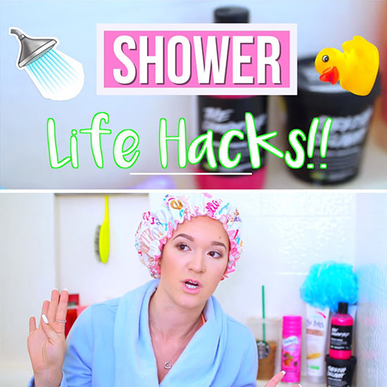 Follow these shower hacks to change the way you shower. These shower hacks will definitely make the things easier for you when showering.