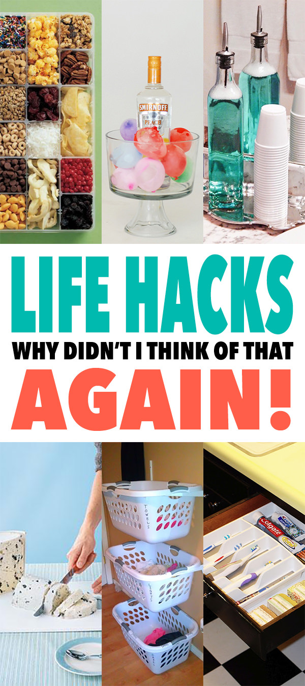 Life hacks that'll save your time and money. Moreover, learning these life hacks will also make you more efficient in day to day chores. Check out!