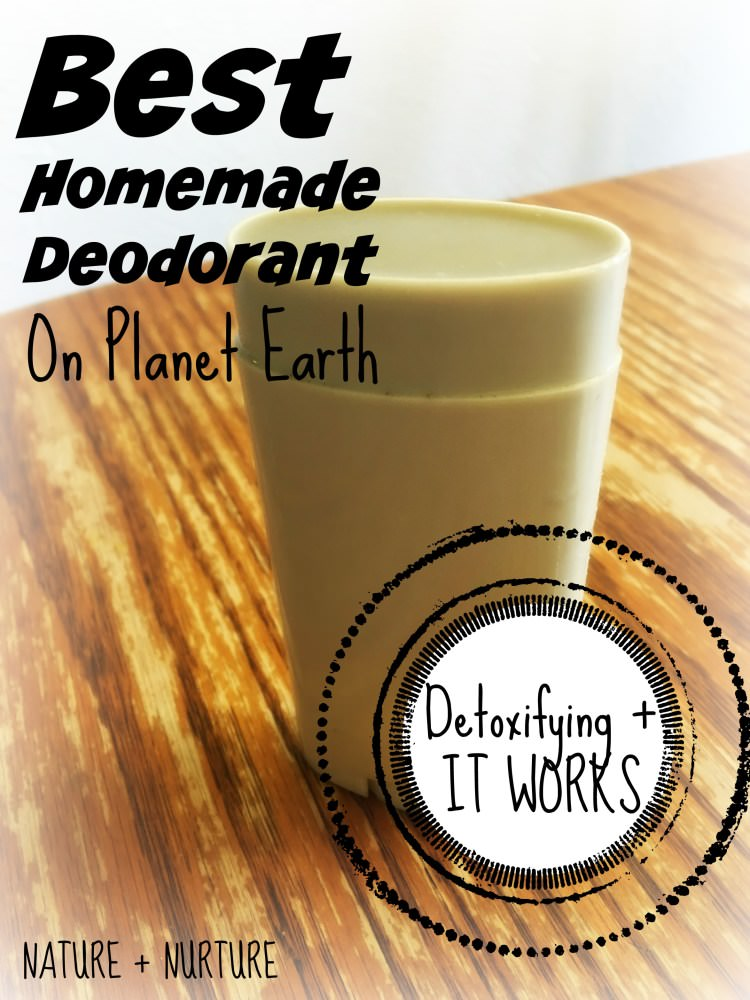 Is it possible to prepare a homemade deodorant that actually works? Maybe yes! Just read on for the best homemade deodorant recipe you could come across.