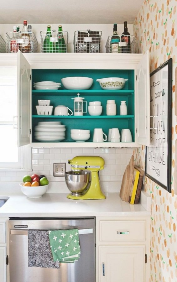These simple and beautiful kitchen organization ideas are clever and suit every taste and budget. They can help and inspire you to create your dream kitchen. Check out!