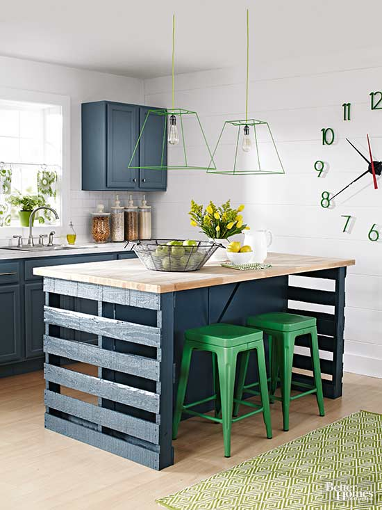 Whether your kitchen is small or large, a kitchen island is a must-must thing to have in your kitchen. And if you're searching for inspiration these 6 DIY kitchen island ideas are for you. Check out!