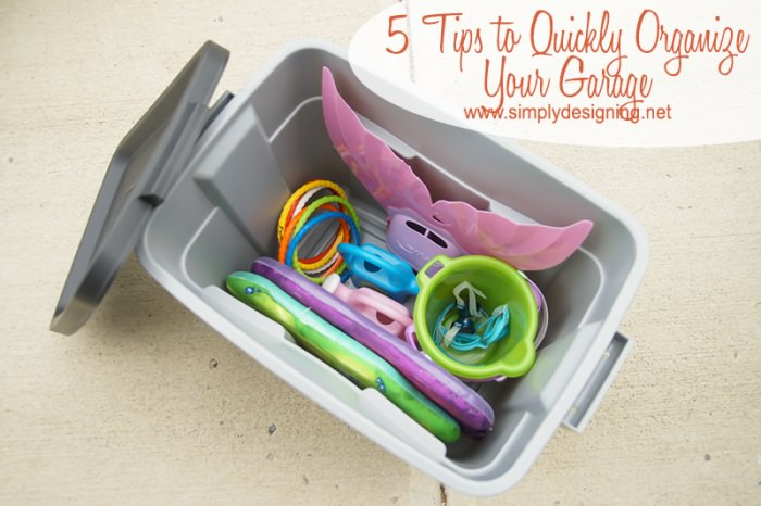 5-Tips-to-Quickly-Organize-Your-Garage