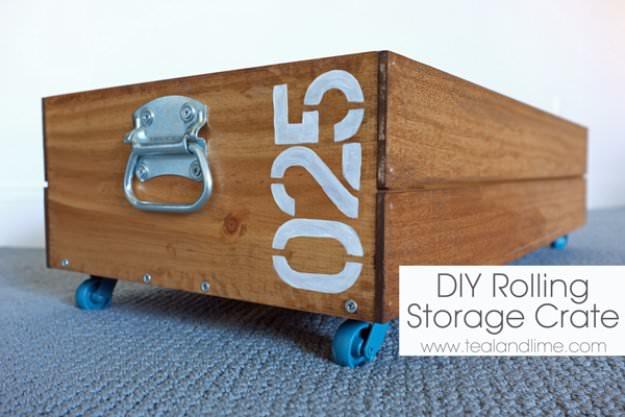 DIY-Rolling-Storage-Crate