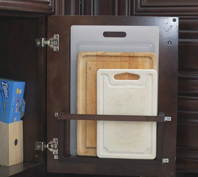 Some unbelievable hacks that will create more space in your kitchen using the hidden spots that you might be missing. Check out!