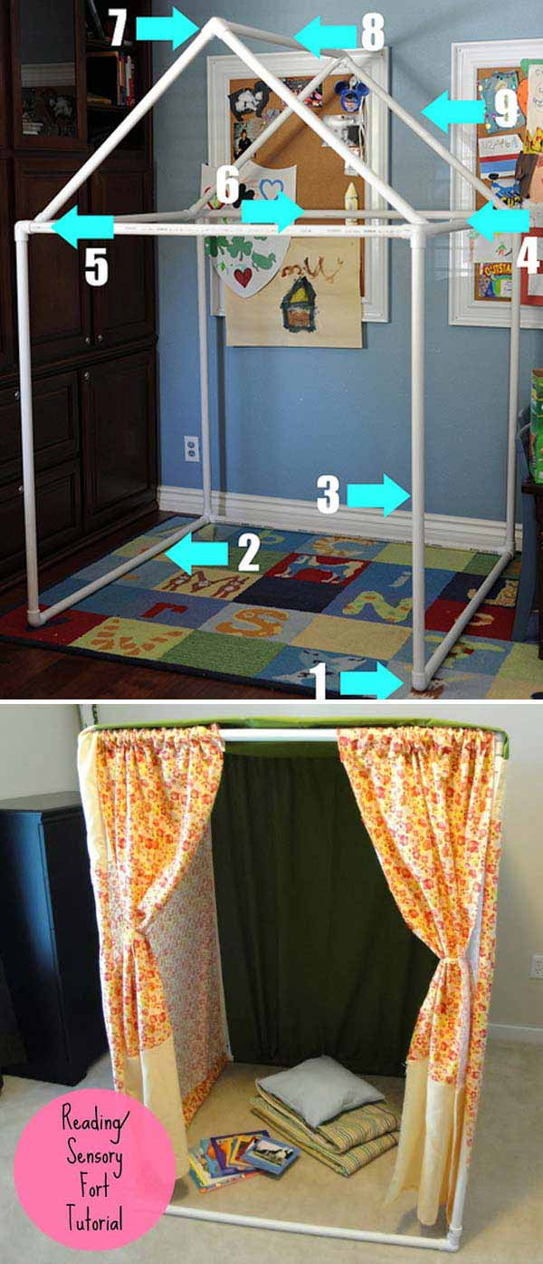 20 best pvc pipe projects for kids summer fun veryhom