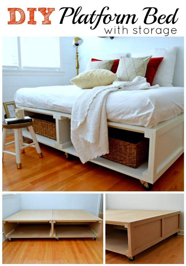 DIY-Platform-Bed-Ideas-DIY-Platform-Bed-with-Storage