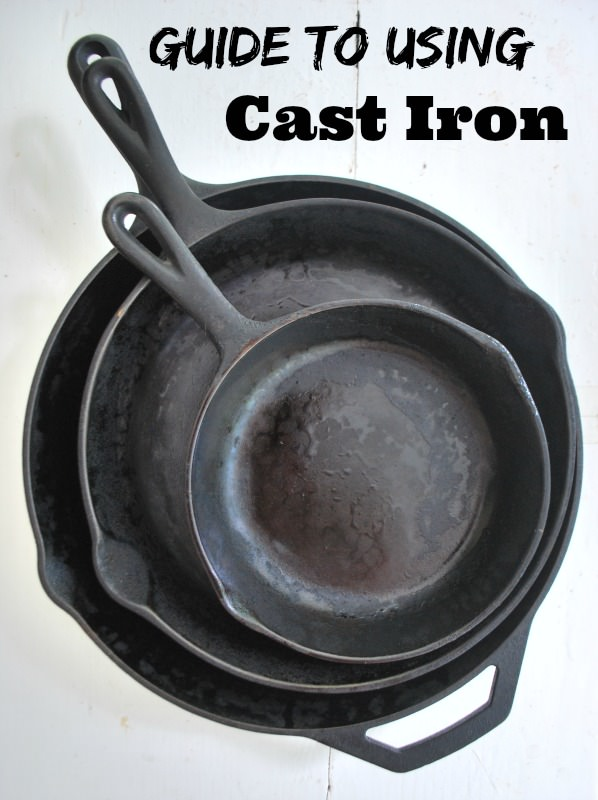 Cast iron pans have many health benefits, they also have many health benefits. Read this ultimate guide to using and caring for Cast Iron Pans!