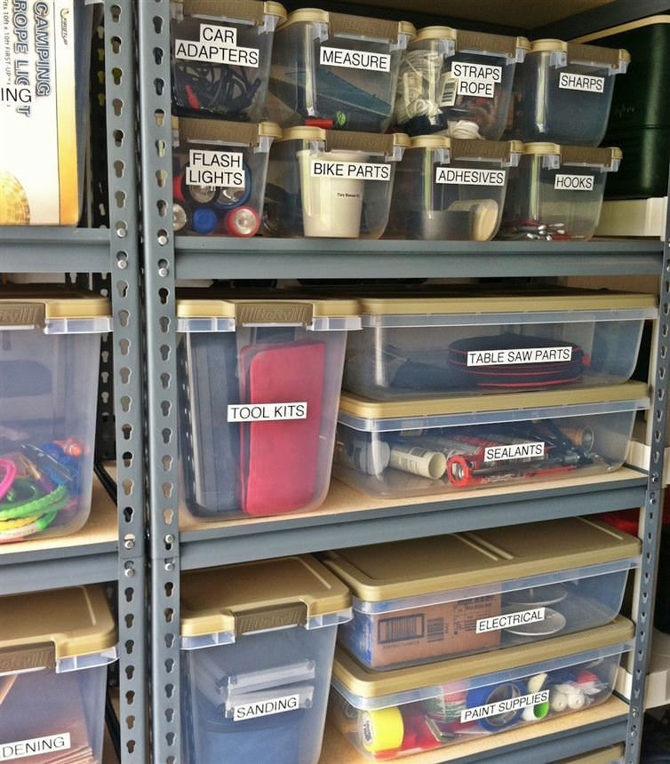 Have a cluttered garage space? Check out these organizational hacks to make your garage the most organized part of your entire house.
