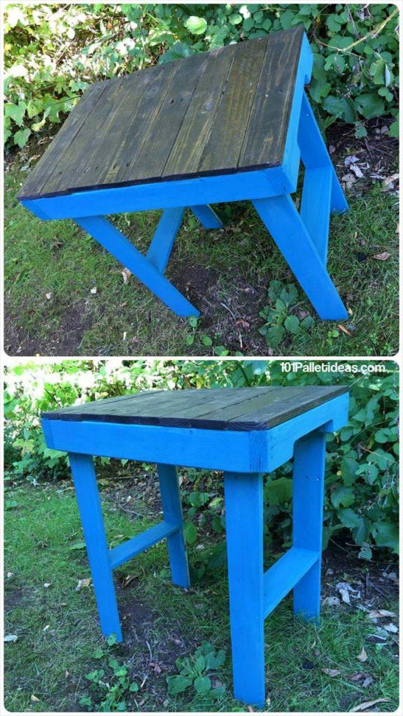 pallet-garden-table