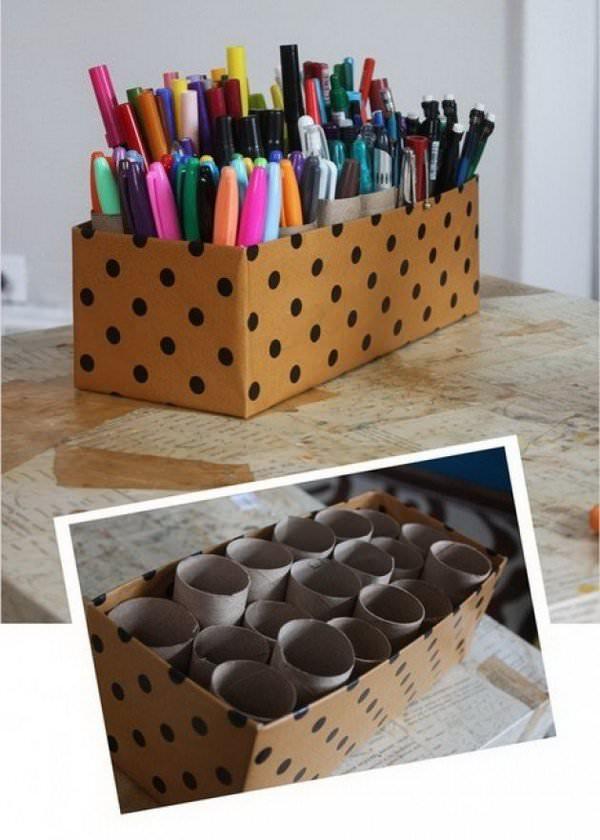 11-organizer-shoe-box-toilet-paper-tubes