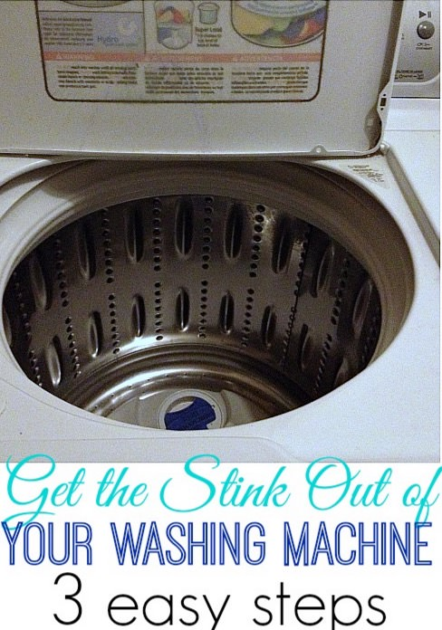 Make your washing machine smell free and clean your front and top loader like a Pro. You'll love these tips and tricks, also, they'll save you lots of money!