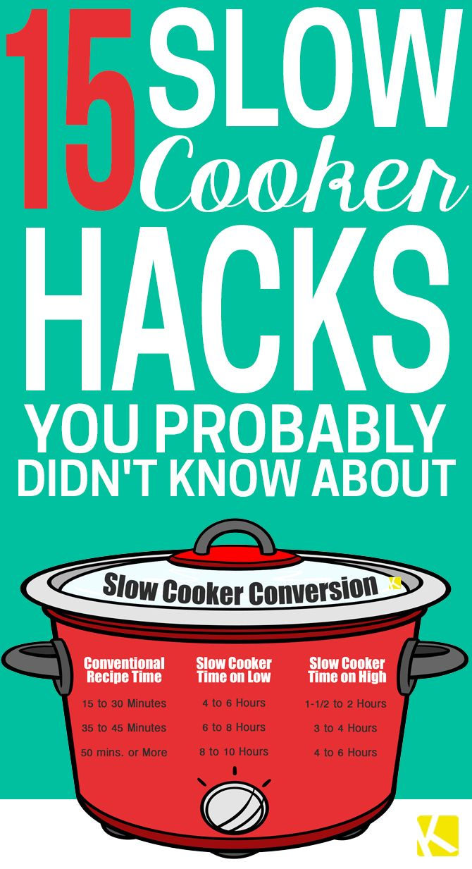 Cooking in slow cooker offers healthy and tastiest food and if you use it often these 15 slow cooker hacks are worth knowing!