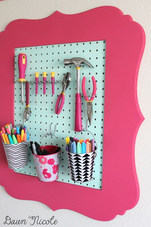 turn-frames-into-organizers-with-a-pegboard-1