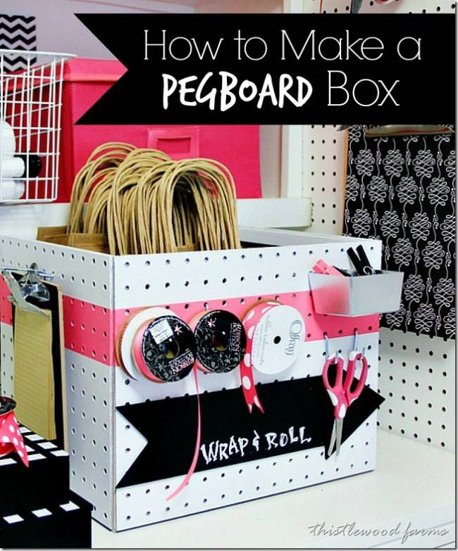 7-diy-pegboard-box-kids-party-craft-ideas-for-christmas
