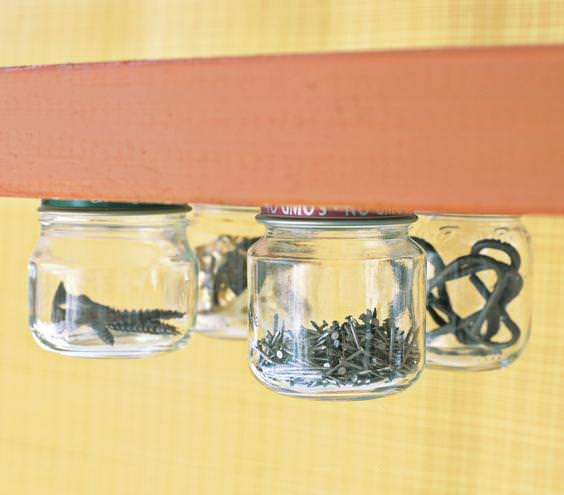 dazzling-interior-room-with-jars-floating-storage-ideas-on-shelf-underside