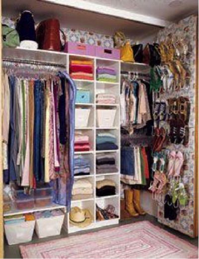 Are You Trying To Deal With A Small Closet Here Tips For Keeping It