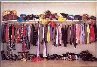 If You Are Serious About Maximizing Your Closet Space, You Must Be  Ruthless! The General Rule Of Thumb Is To Get Rid Of Anything That You  Havenu0027t Worn For A ...