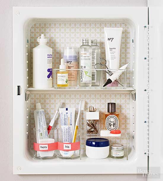 How to get most out of vanity storage veryhom - Bathroom vanity storage solutions ...
