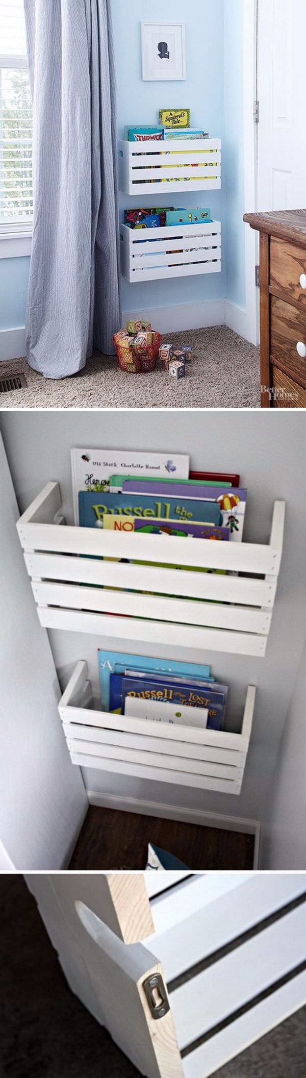 If you've children in your home, learn a few of these TOY STORAGE IDEAS to keep their favorite playthings at a proper place!