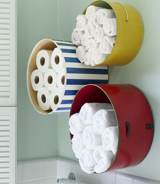 7 Clever DIY Home Organization Ideas • VeryHom