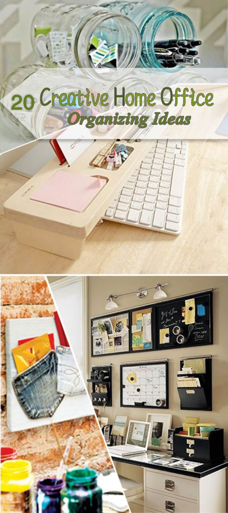 home organization ideas creative home office organizing ideas that can make you 28454
